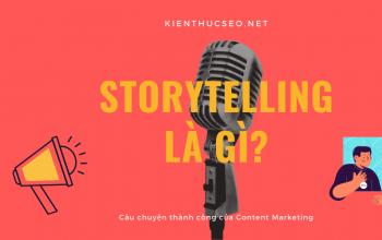 Storytelling là gì ? Lợi ích của Storytelling trong Marketing thương hiệu - PHẦN 1