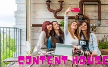 Content house: Xu hướng mới trong sáng tạo nội dung