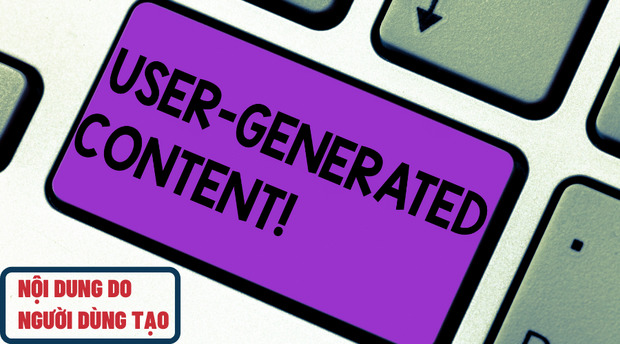 User – generated content